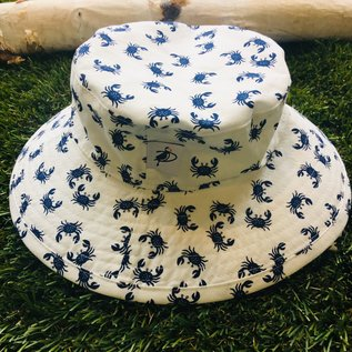 Puffin Gear Crab Bucket Sunbaby Hat