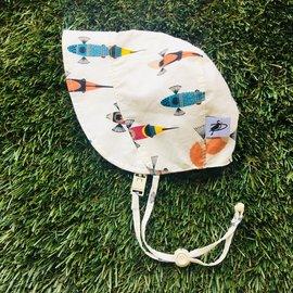 Puffin Gear Meadow Cottontail Puffin Gear Bonnet