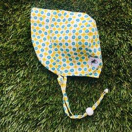 Puffin Gear Olive Dot Puffin Gear Bonnet