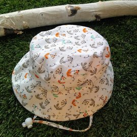 Puffin Gear Prarie Wildflowers Camp Hat