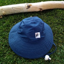 Puffin Gear Navy Nylon Sunbeam Hat