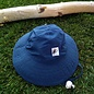 Puffin Gear Navy Nylon Sunbeam Hat