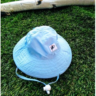 Puffin Gear Sky Blue Nylon Sunbeam Hat
