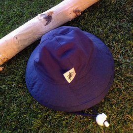Puffin Gear Navy Sunbeam Hat