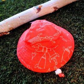 Puffin Gear Red Rockets Sunbeam Hat