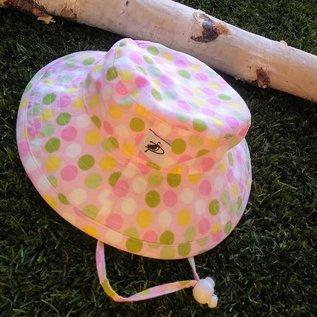 Puffin Gear Sorbet Dots Sunbaby Hat