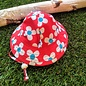 Puffin Gear Big Bold Flowers Sunbeam Hat