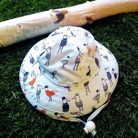 Puffin Gear Cozy Birds Sunbeam Hat