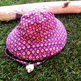 Puffin Gear Purple Quartz & Agates Sunbeam Hat