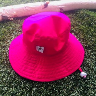Puffin Gear Azalea Organic Cotton Solid Sunbaby Hat