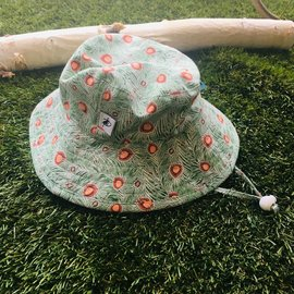 Puffin Gear Prancing Peacock Sunbaby Hat