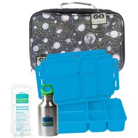 Go Green Spaced Out Leakproof Lunchbox Set