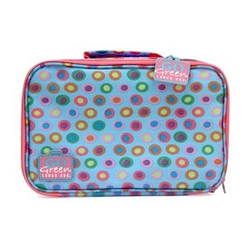 Go Green Confetti Leakproof Lunchbox Set