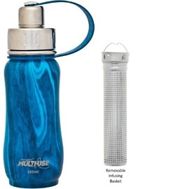 PureHydration Blue Surf PureHydration Insulated Bottle