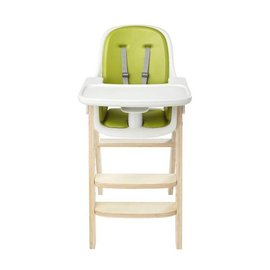 OXO Sprout Chair, Birch Legs (6 Cushion Colour Options)