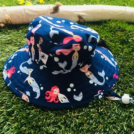 Puffin Gear Mermaid Sunbaby Hat
