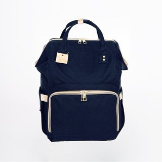 Backpack for Cloth Diapers - Indigo