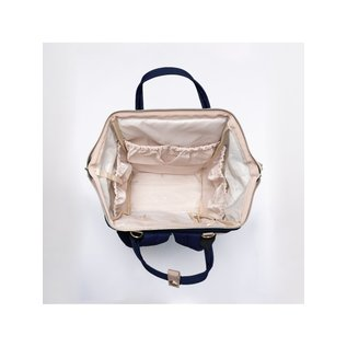 La Petite Ourse Backpack for Cloth Diapers - Indigo