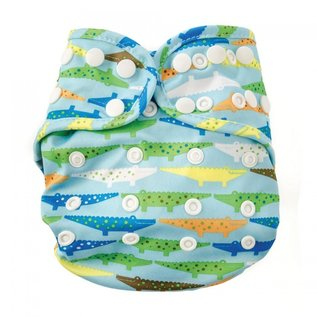 Crocs One-Size Diaper Cover