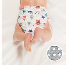 Jumble One-Size Snap Pocket Diaper