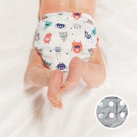 La Petite Ourse Jumble One-Size Snap Pocket Diaper