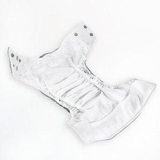 La Petite Ourse One-Size Snap Pocket Diaper, Jumble