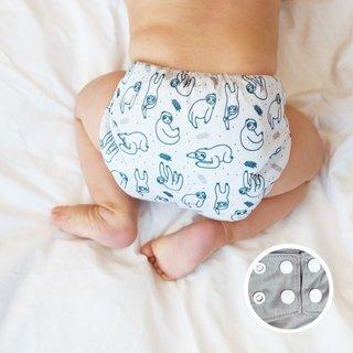 Laziness One-Size Snap Pocket Diaper