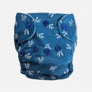 La Petite Ourse Newborn Cloth Diaper - Twigs