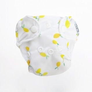 La Petite Ourse Newborn Cloth Diaper - Limony