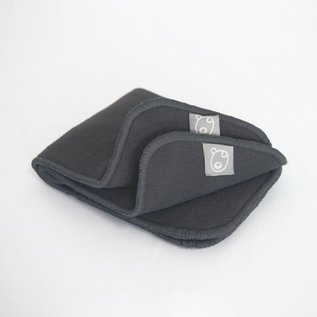 La Petite Ourse Charcoal Bamboo Inserts