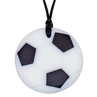 Munchables Soccer Ball Chewable Necklace