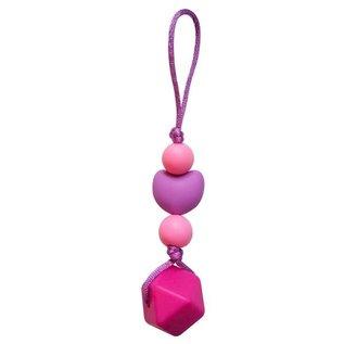 Chewy Zipper Pull, Purple Heart