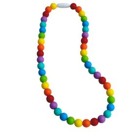 Munchables Rainbow Chewable Necklace