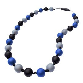 Munchables Navy Camo Chewable Necklace