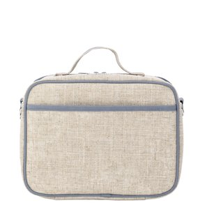 SoYoung Wee Gallery Nordic Raw Linen Lunchbox