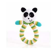 Panda Pixie Rattle Ring
