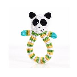 Pebble Panda Pixie Rattle Ring