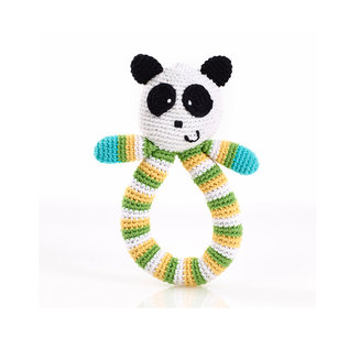 Pebble Panda Pixie Rattle Ring