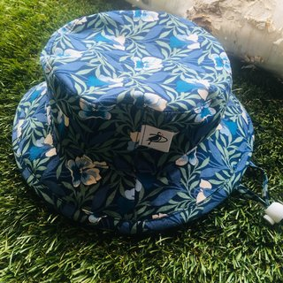 Pansy Camp Hat