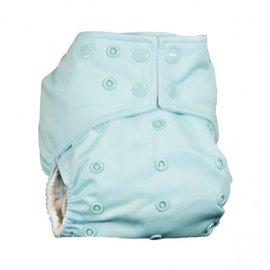 La Petite Ourse One-Size Snap Pocket Diaper, Sky