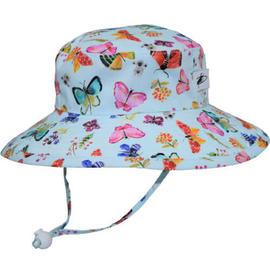 Puffin Gear Butterfly Garden Sunbaby Hat