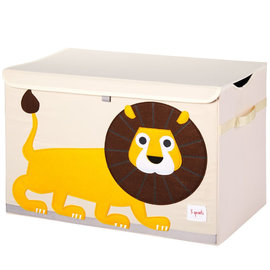 3 Sprouts Toy Chest, Lion