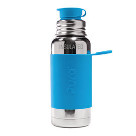 Pura Kiki Aqua Pura 475 ml Insulated Sport Bottle