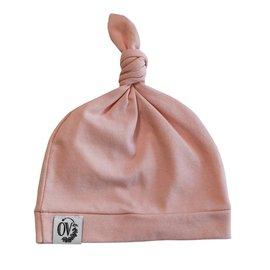 OVer Company Serene Pink Nodo Hat