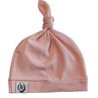 Serene Pink Nodo Hat