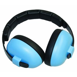 Baby Banz Sky Blue Earmuffs, 2 yrs +