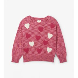 Hatley Cute Hearts Sweater