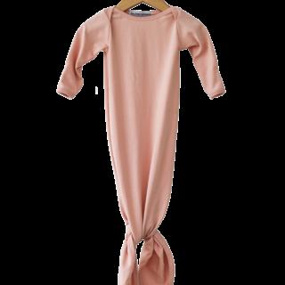 Serene Pink Nodo Gown
