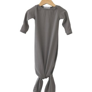 Chase Grey Nodo Gown