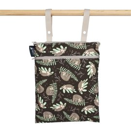 Colibri Sloths Double Duty Wet Bag